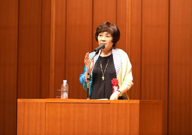 제 22회 데즈카 오사무 문화상 시상식 사진