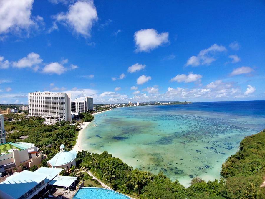 괌 #2 남국의 리조트코모리가 이렇게 좋더라