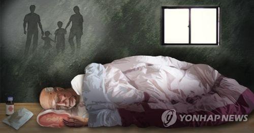 부산서 50대 독거남 숨진지 2달 만에 백골상태 발견