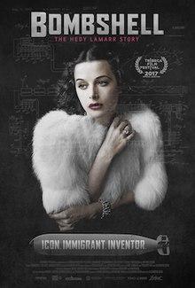 밤쉘 (Bombshell: The Hedy Lamarr Story, 2018)