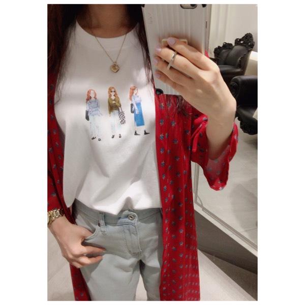 티셔츠 스타일링 (ft. 프레첼)