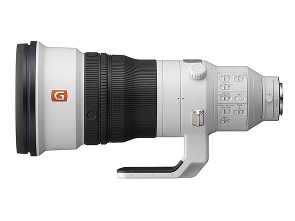 소니, FE 400mm f2.8 G Master OSS 렌즈 발표