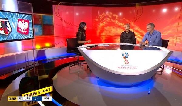 """영국 BBC, """"일본-폴란드전, 가장 황당한 경기"""""""