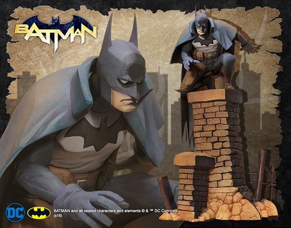 """코토부키야 - ARTFX+ 배트맨 """"Gotham by Gasl.."""