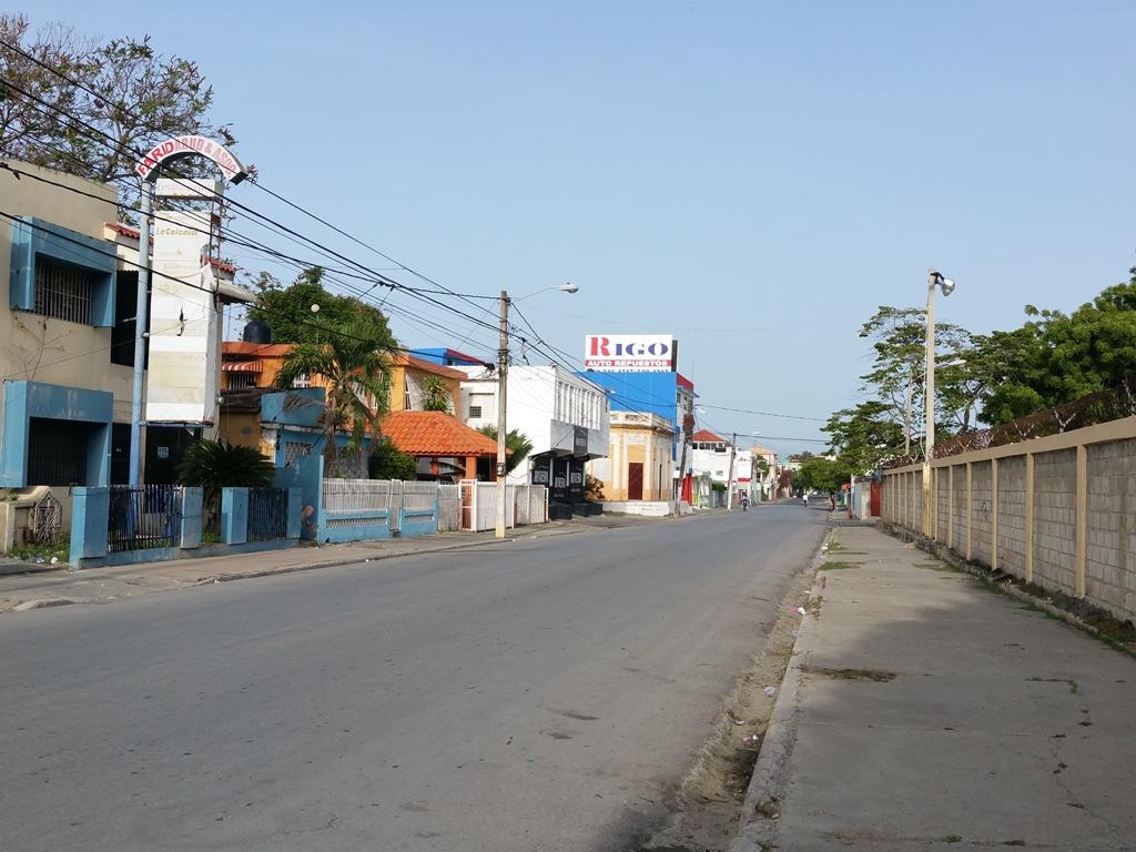 [도미니카공화국] 말레꼰까지 걸어가기
