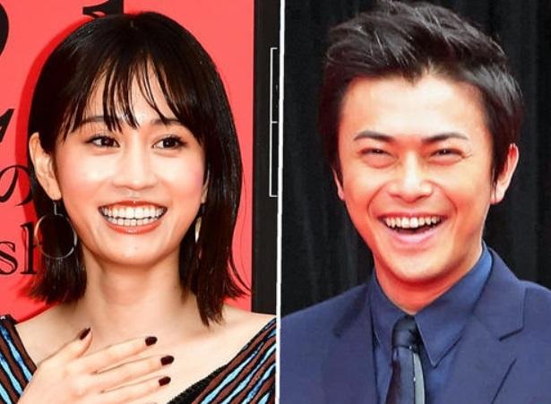 마에다 아츠코 × 카츠지 료 결혼 발표