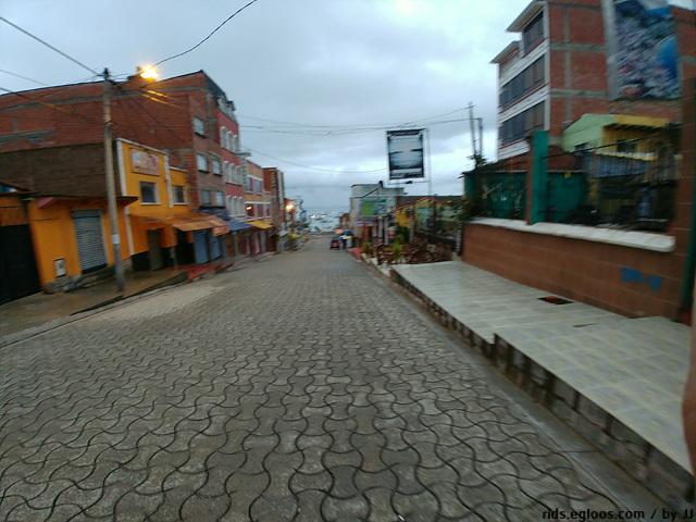 2018남미 / (11) 호변에 서서 / Bolivia