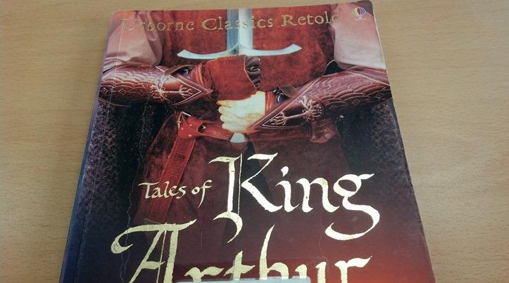 아더 왕(Tales of King Arthur)과 원탁의 기사