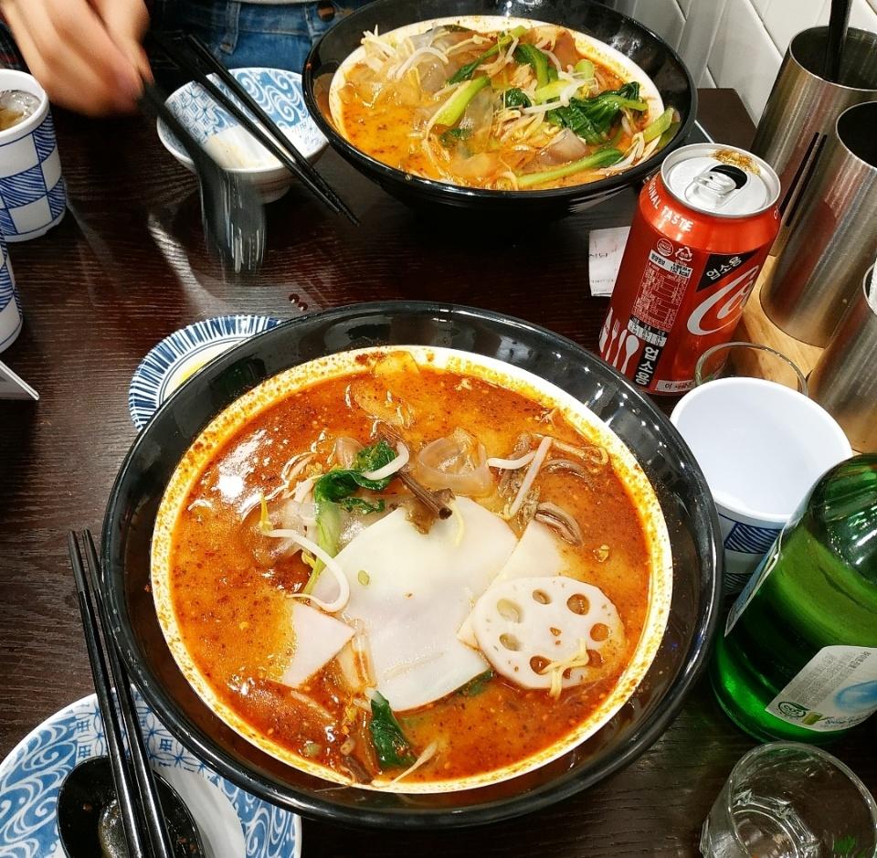 강남 시래식당 마라탕