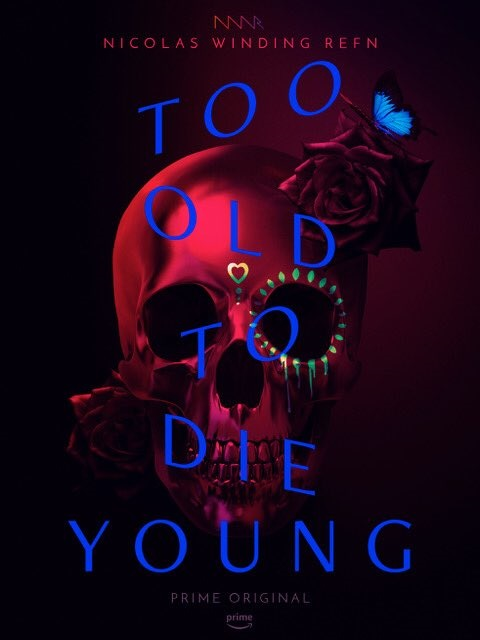 """""""Too old to die Young"""" 라는 작품의 예고편 입니다."""