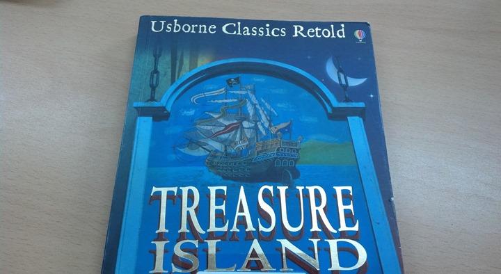 보물섬(Treasure Island)