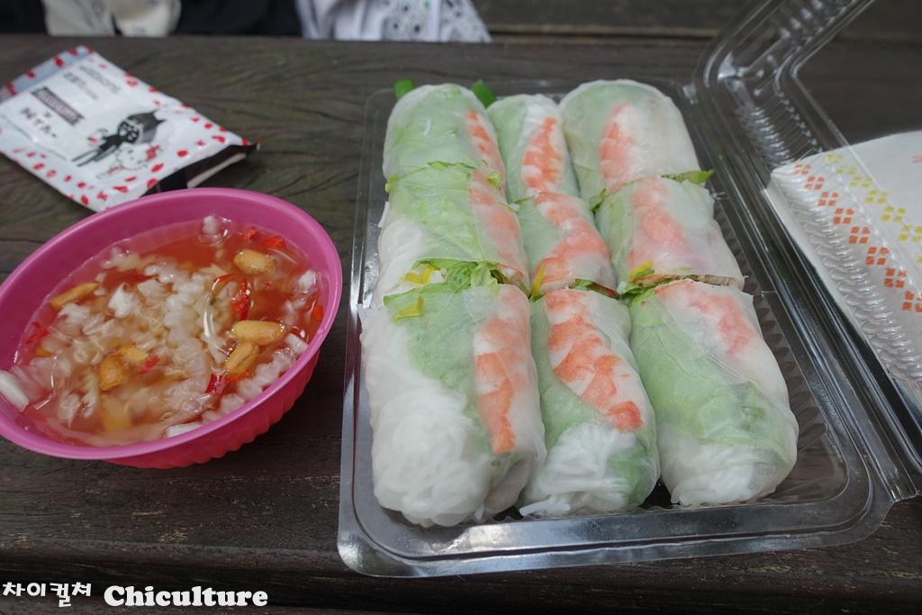 타이중가서 먹은 베트남음식과 박항서감독때문에 ..