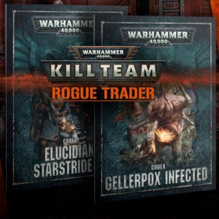 Kill Team: Rogue Trader – Two New Codexes!